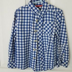 Just Max boys dress shirt, size 4.